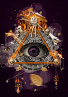 ALL SEEING EYE by BRINGYOURHATE