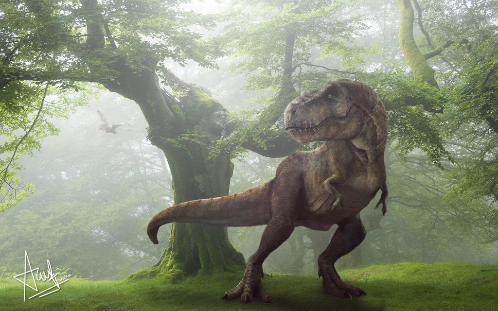 Tyrannosaurus Rex Jurassic Park Wallpaper PC Tyrannosaurus Rex