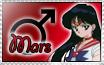 Sailor Mars Stamp by Maiden-Hebi