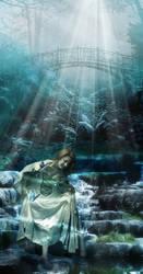 Blue Forest by Maiden-Hebi
