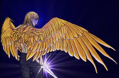 Helmut, Angel Knight