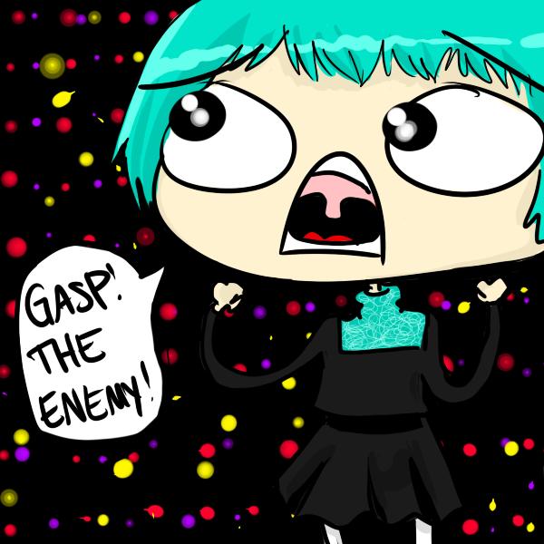 Persona 3 - GASP THE ENEMY by Ichiidori on DeviantArt Akihiko Persona