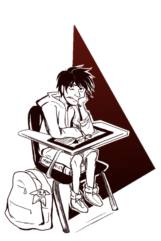 boredom by Doodleniks