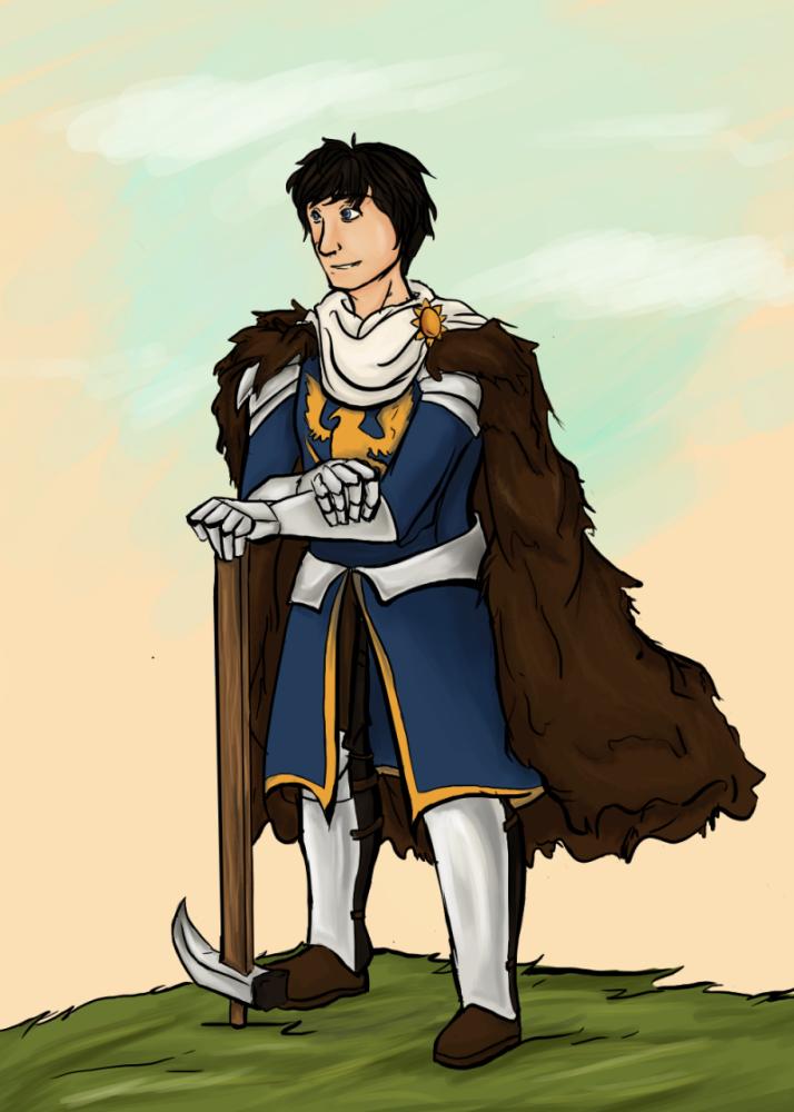Magnus (Commission) by Doodleniks