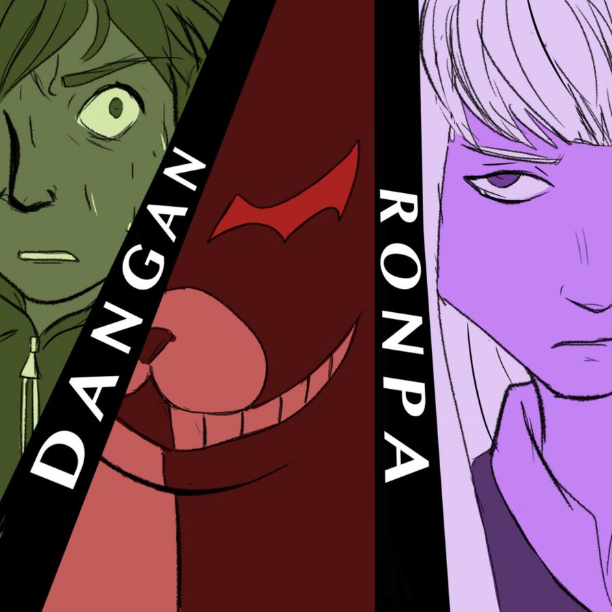 D A N G A N  R O N P A ! by Doodleniks