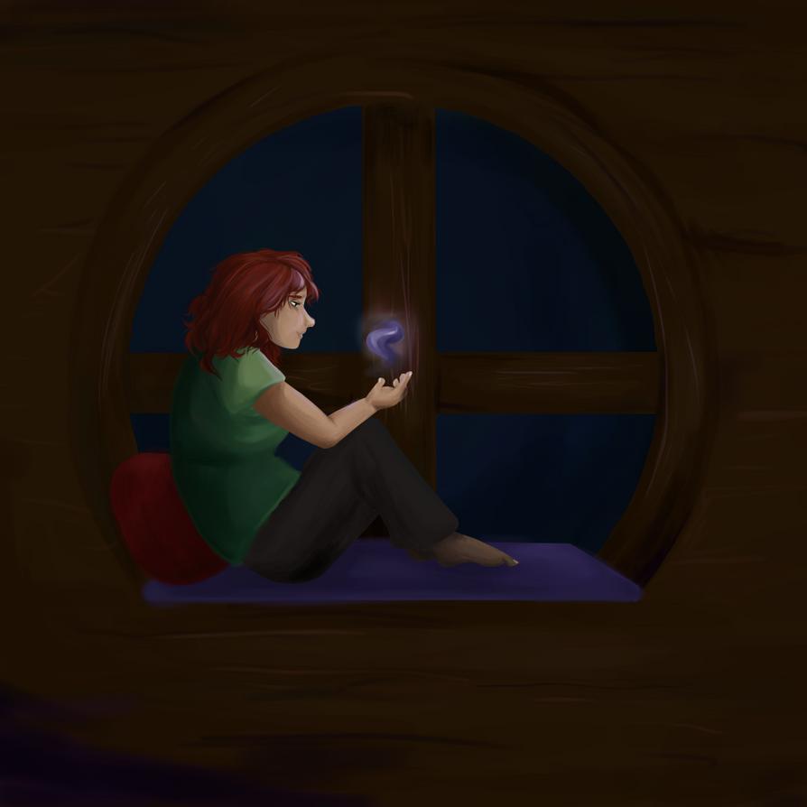 witchsona 2.0 by Doodleniks