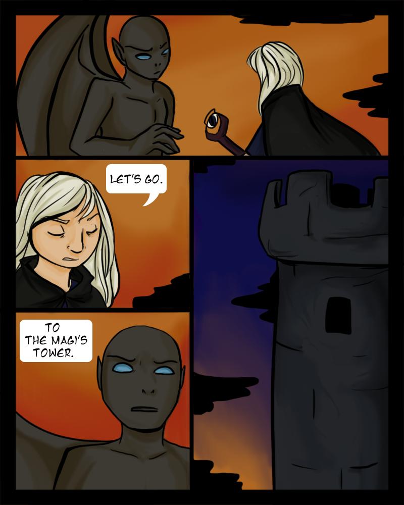 Castle pg 90 by Doodleniks