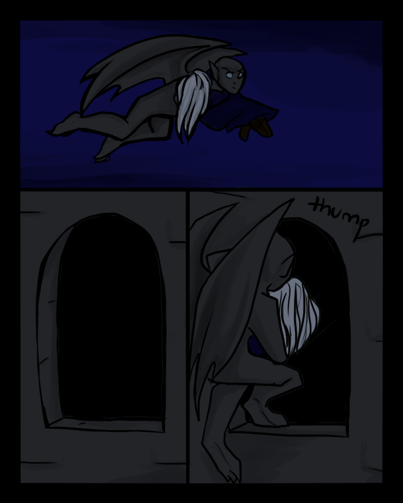 Castle pg 91 by Doodleniks