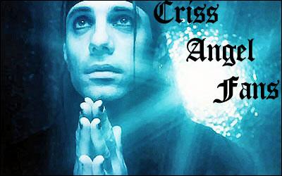 Criss Angel ID by Criss-Angel-Fans