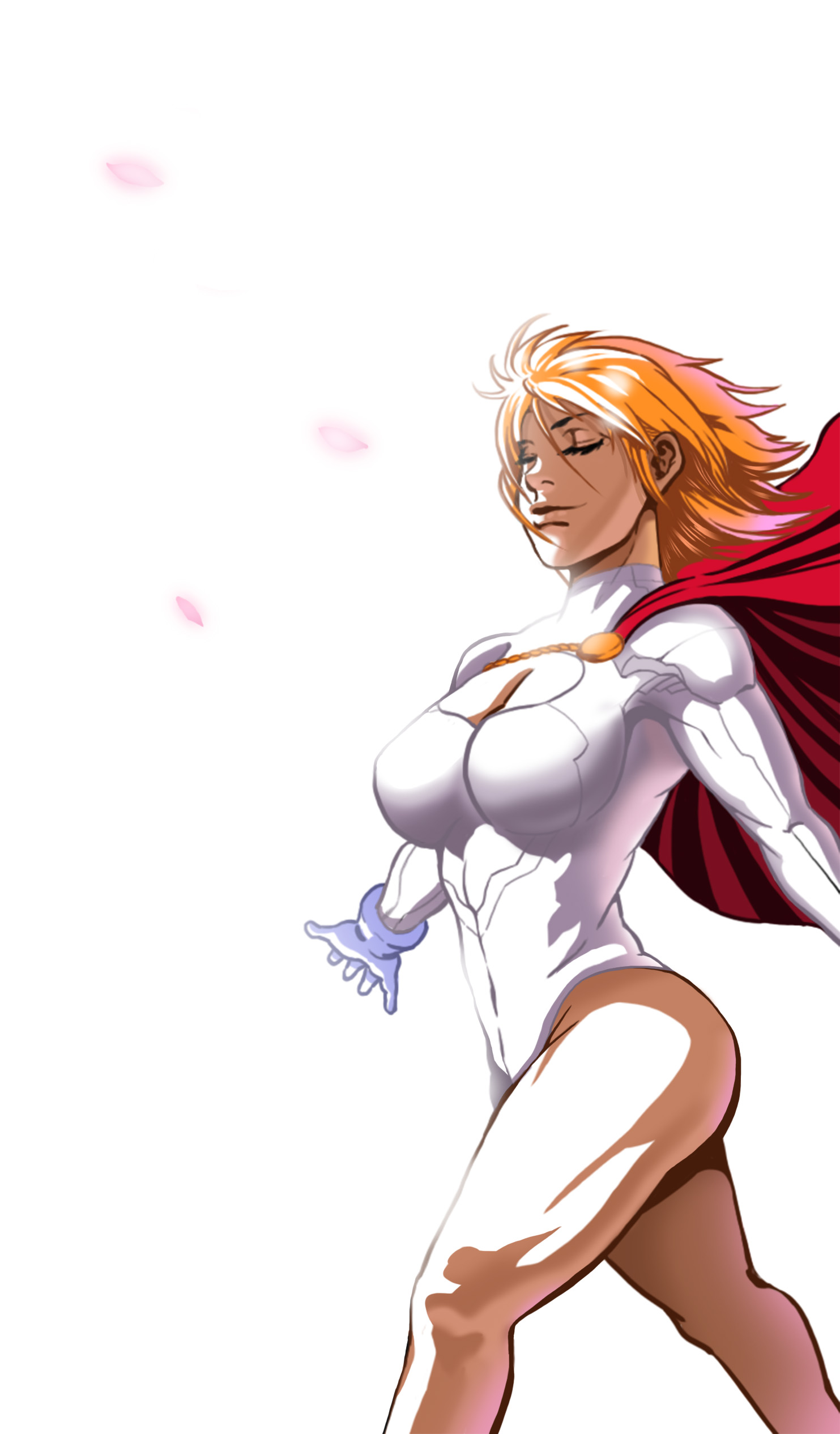 Powergirl 2-f by SeonGu