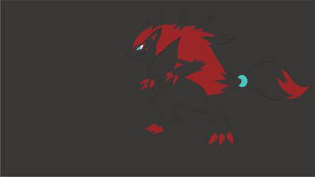 Zoroark by Misegard