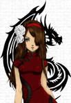 Lady Rose Dragon by Phaedrus-42