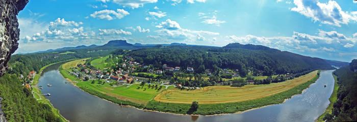 A top Bastei