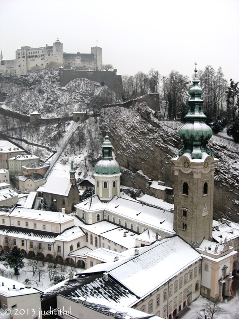Salzburg this winter by juditithil