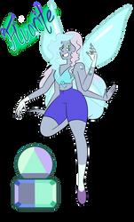 Fluorite Gemsona Fusion by Nosferatu015