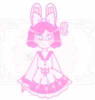 -Pink Bun- by Star-Rune-Pop