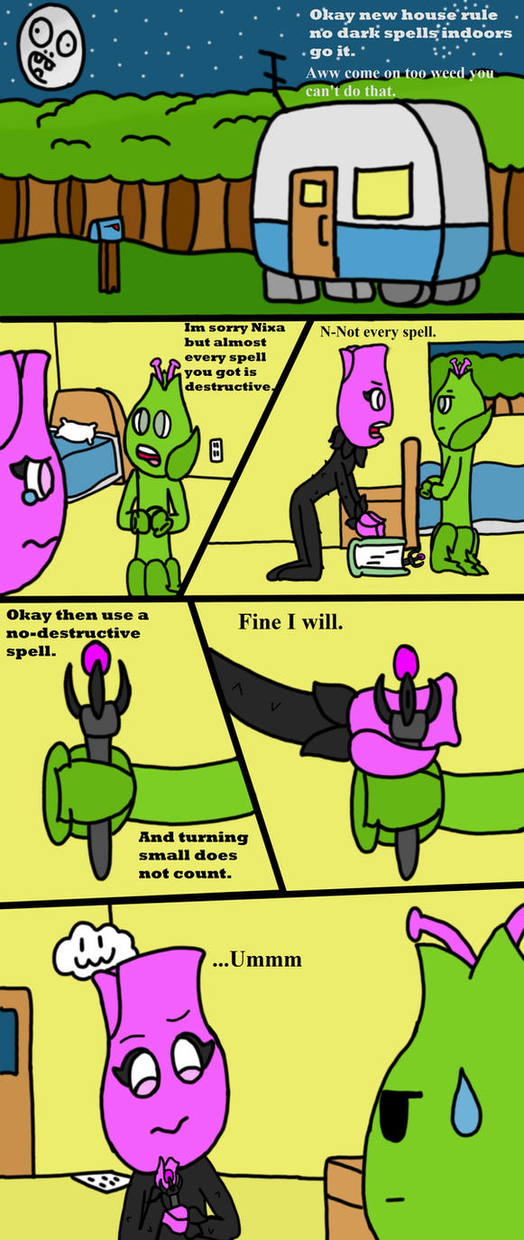 The eclipze - comic 1 by Specialpensel
