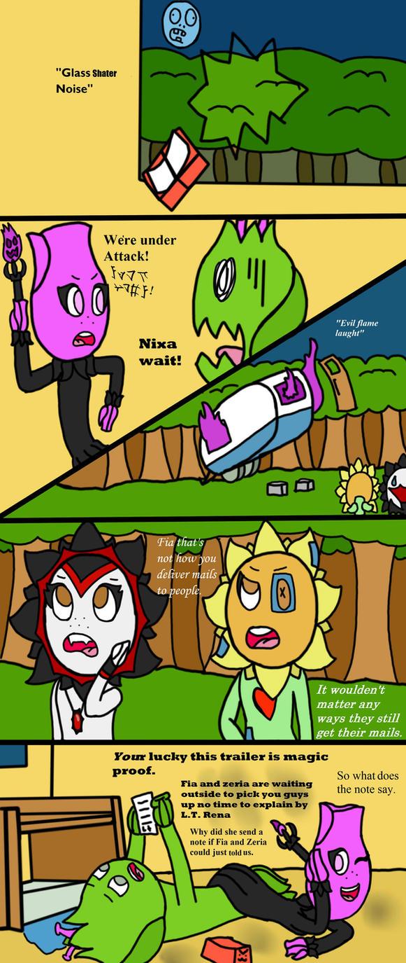 Eclipze - comic 2 by Specialpensel