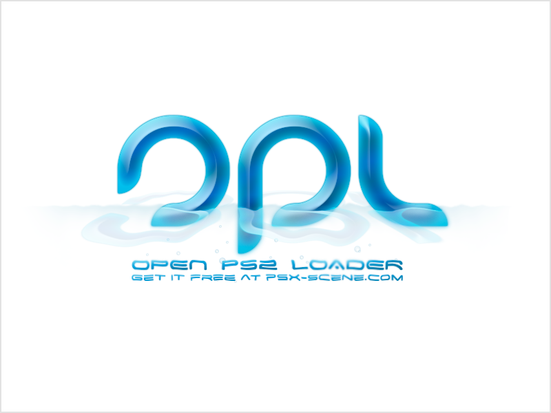 how to use open ps2 loader