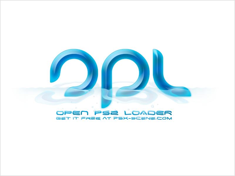 Open PS2 Loader logo by BTEP on DeviantArt