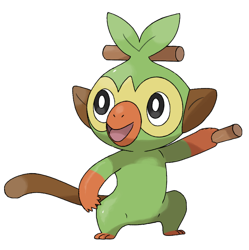 Pokemon Grookey By Thrillertheatre On Deviantart Grookey is one of the starter pokémon available for you to pick at the beginning of your adventure in pokémon sword & shield, alongside scorbunny and sobble. pokemon grookey by thrillertheatre