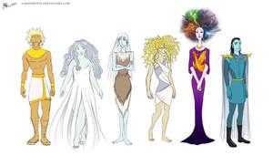 Elemental Deities