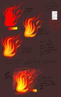 Fire Tutorial [Step By Step] by ARPG-Q33N
