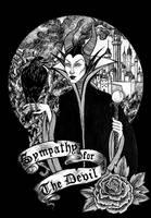 Maleficent by FrauleinVampyria