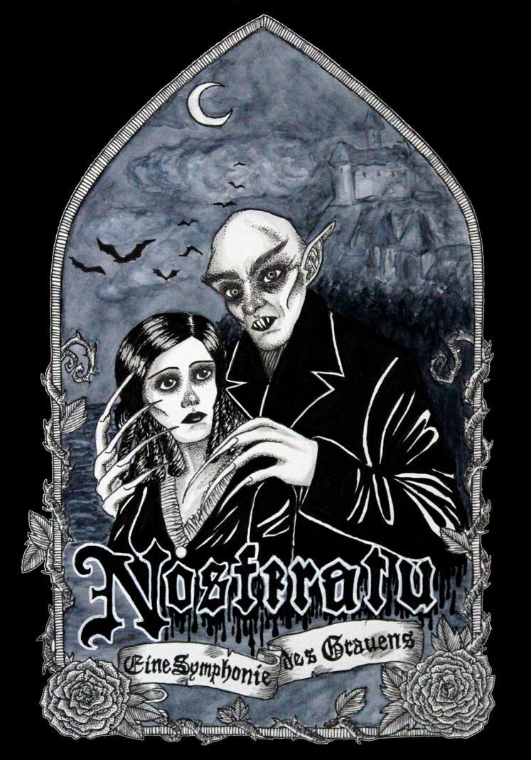 Nosferatu by FrauleinVampyria