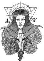 Devil's bride by FrauleinVampyria
