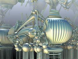 Metropolis by Oxnot