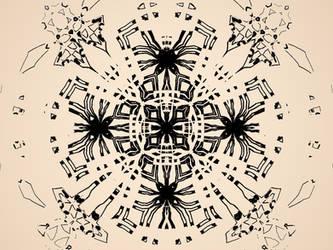 Bug Mandala by Oxnot