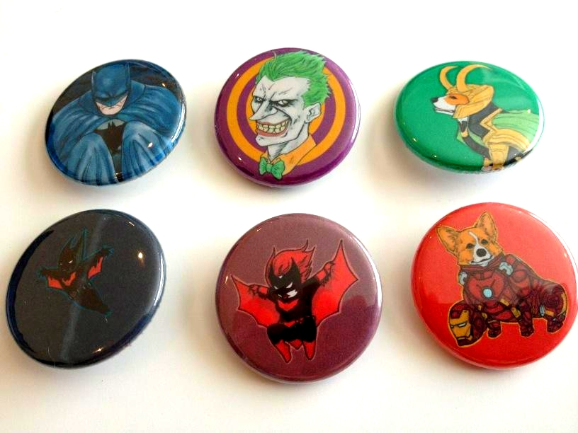 Buttons by Brian Danger 01 by b-dangerous