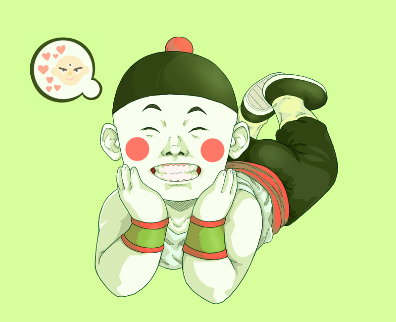 Chiaotzu by b-dangerous