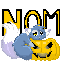 Halloween Themed Icon for RedPhoenix0701 by AmzyTheChangeling