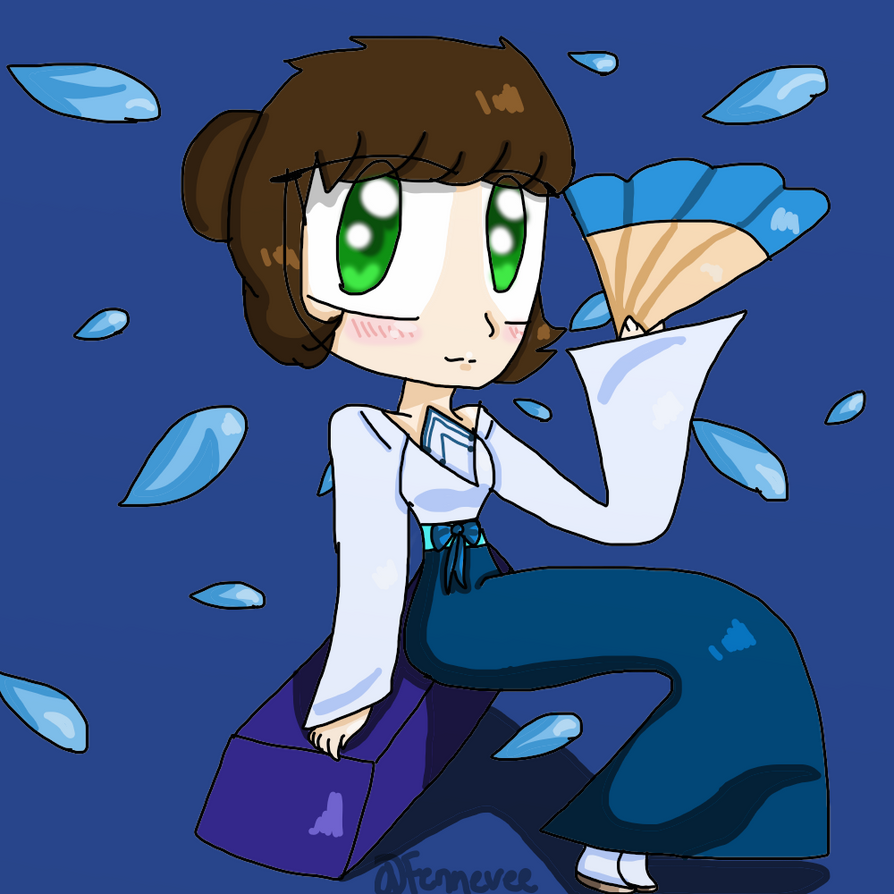 Violets are blue |W| by Fennevee on DeviantArt