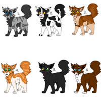 Cat Adopts (2/6 OPEN) by S1lverwind