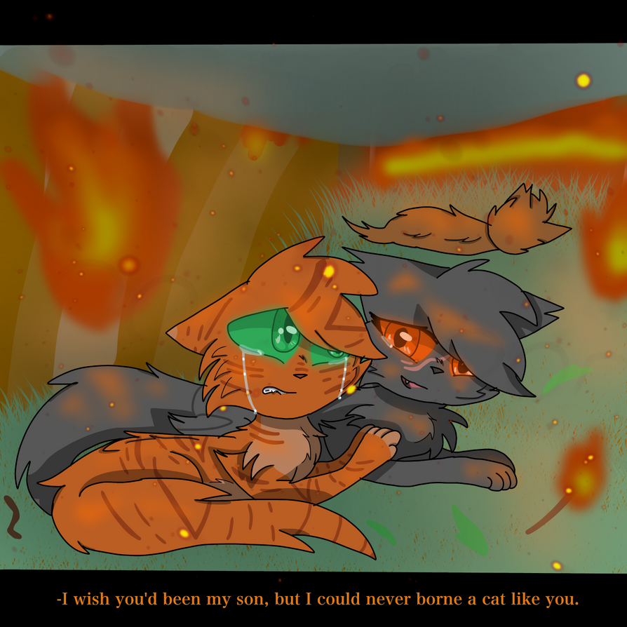 I wish you'd been my son |Redraw| by S1lverwind