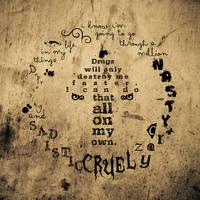 Destroy Myself. by Ladecric