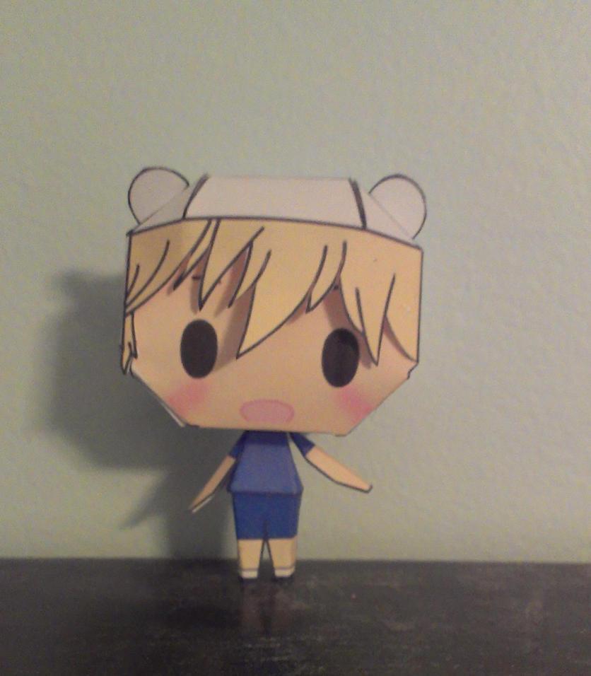 Adventure Time Finn by Ferriswheelshipping1