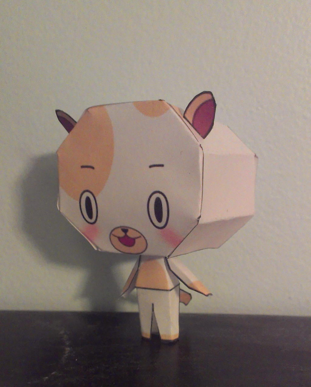Adventure Time Cake Papercraft by Ferriswheelshipping1