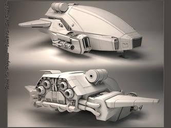 Concept Spaceship