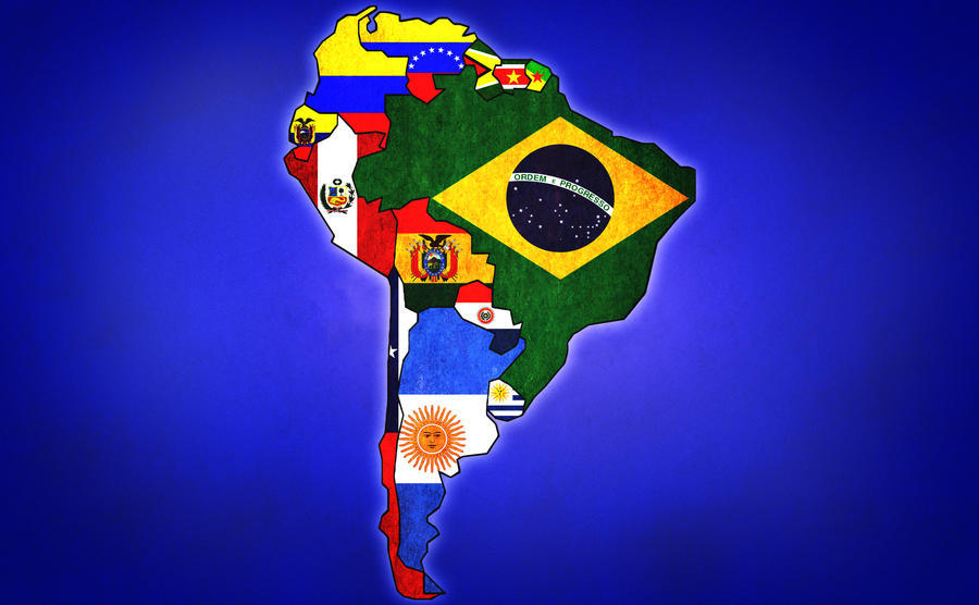 South America Flags by FavsCo on DeviantArt TU97ph6s