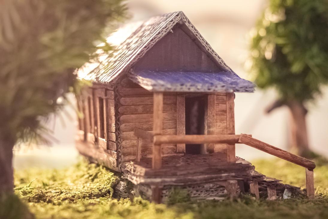 Sunny Cabin by FavsCo