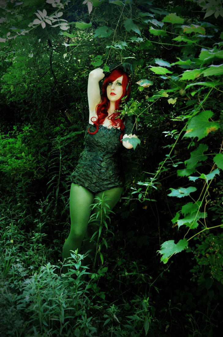 Poison Ivy IV by Catandhearts