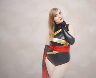 Ms Marvel by Catandhearts