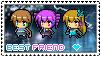 Best Friend Stamp :D by Aurion84