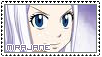 Mirajane stamp by Aurion84