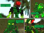 KAIMU: A Bionicle Story #23 by TRJComix