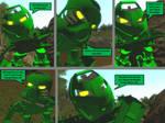 KAIMU: A Bionicle Story #24 by TRJComix
